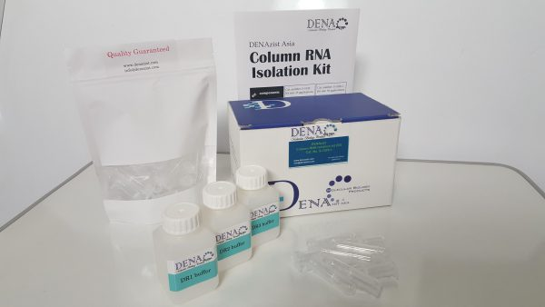 کیت استخراج RNA ستونی دنازیست