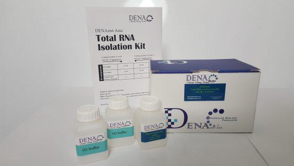تصویر کیت استخراج Total RNA